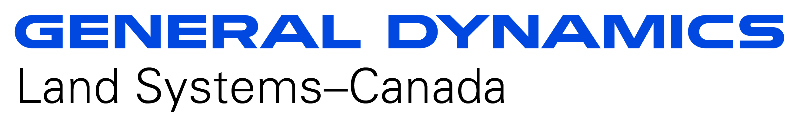 GENERAL DYNAMICS LAND SYSTEMS-CANADA